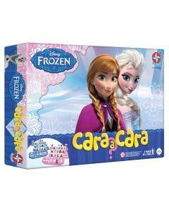 Jogo Cara a Cara Frozen Disney Estrela - ROSA