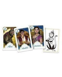 Jogo do Mico e Cartas para Colorir Aladdin 99440 Copag - Colorido