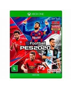Jogo eFootball Pro Evolution Soccer 2020 XBox One - Microsoft