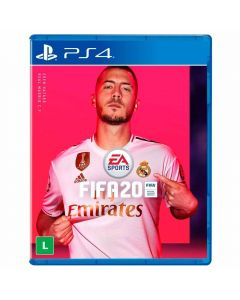 Jogo FIFA 20 Standard Edition PlayStation 4 - EA