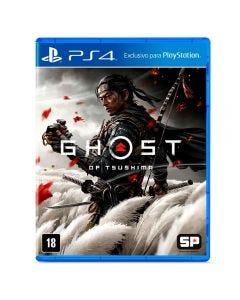 Jogo Ghost Of Tsushima Playstation 4 - Ação