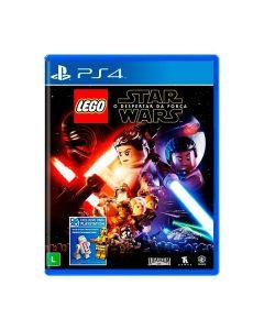 Jogo Lego Star Wars O Despertar da Força Playstation 4 - Aventura
