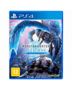 Jogo Monster Hunter Iceborne PlayStation 4 - RPG