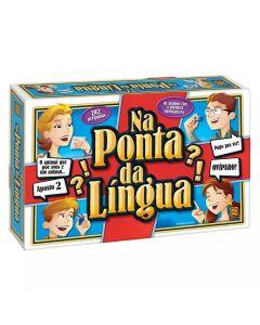 Jogo Na Ponta da Língua 01379 Grow - Colorido