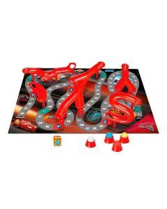 Jogo Pistas e Atalhos Carros 3 1003 Elka - Vermelho