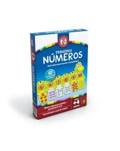 Jogo Primeiros Números 2582 Grow - Colorido