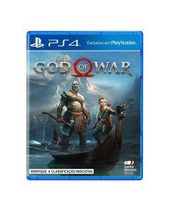 Jogo PS4 God War Sony - Ação