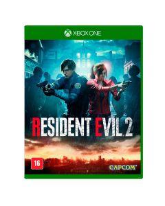 Jogo Resident Evil 2 XBox One - Terror