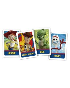Jogo Rouba-Monte Toy Story 99402 Copag - Colorido