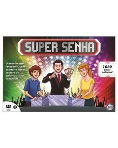 Jogo Super Senha 12132 Toia - Preto