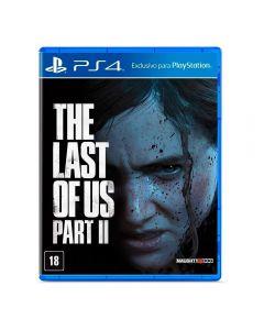 Jogo The Last Of Us Part Ii Playstation 4 - Aventura