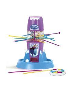 Jogo Torre Congelante da Frozen Disney Elka - Roxo