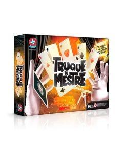 Jogo Truque de Mestre com 35 Truques de Mágica Estrela - DIVERSOS