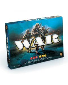 Jogo War 02000 Grow - Colorido