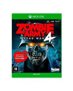 Jogo Zombie Army 4 XBox One - Tiro
