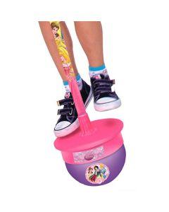 Pula Pula Jump Ball Princesa da Disney Líder Brinquedos - DIVERSOS