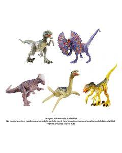 Jurassic World Dinossauro Batalha Feroz Mattel - GCR54