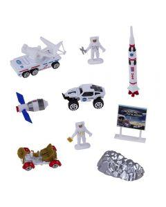 Kit Astronauta Play Machine Multikids - BR1035