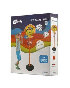 Kit Basketball Go Play Multikids - BR951 - Colorido