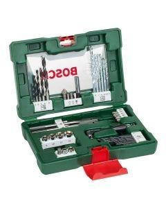 Kit de Acessórios V-Line 41 Peças Bosch - 2607017305