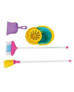 Kit de Limpeza Infantil My Cleaning Set Solapa Maral - 1079