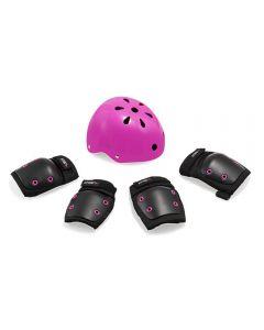 Kit de Proteção Infantil Atrio - Rosa Claro