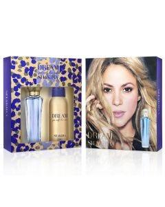 Kit Dream Edt 80Ml + Deo Spray 150Ml Shakira - Diversos