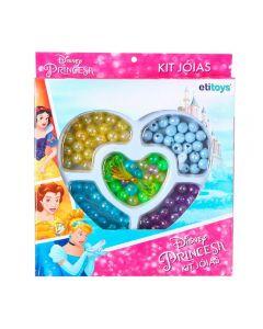 Kit Jóias Princesas DY-628 Etitoys - Colorido