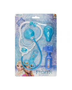 Kit Médico Frozen DY-029 Etitoys - Azul