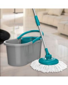 Kit Mop Fit Flash Limp - Mescla