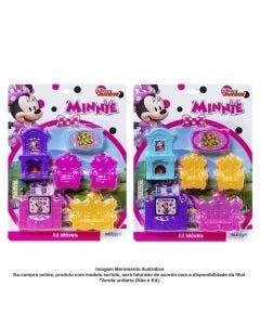 Kit Móveis Minnie Etitoys - DY-192