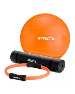 Kit Pilates Bola + Anel + Tapete Atrio - ES126