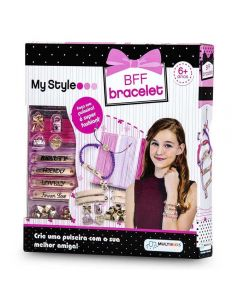 Kit Pulseiras My Style Personalizados Multikids - BR098