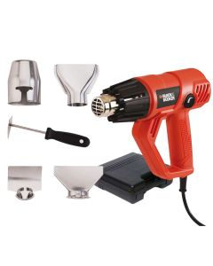Kit Soprador Térmico 1800W HG2000K Black And Decker