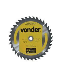 Lâmina de Vídea para Serra Circular 185x20x24D Vonder 4650185024 - DIVERSOS