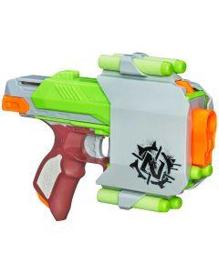 Lançador de Dardos Nerf Zombie Sidestrike A6765 - Hasbro - DIVERSOS