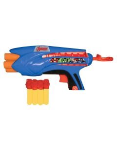 Lançador de Foguetes Vingadores Toyng - AZUL