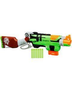 Lança Dardos Nerf Zombie Slingfire Hasbro - Verde