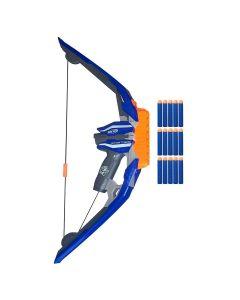 Lançador de Dardo Nerf N-Strike Elite Stratobow Hasbro - Azul