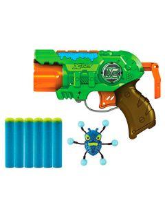 Lançador de Dardos Bug Attack Predator X-Shot Candide - Verde
