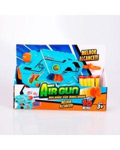 Lançador de Dardos com 5 Dardos Yoyo Kids - Azul