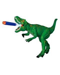 Lançador Dinossauro Attack Verde Multikids - BR102
