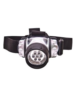 Lanterna de Cabeça com 7 LEDs Meghazine L3070 - L3070