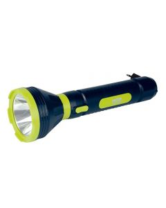 Lanterna Power Led 250 Lúmens Recarregável Mor - 9183
