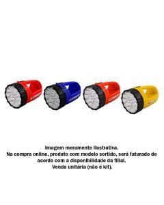 Lanterna Recarregável Com 15 Leds Western El-344 - Sortido