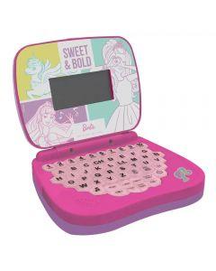Laptop Infantil Barbie Musical Candide - 1812