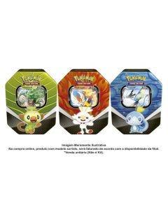 Lata Pokémon Cinderace V Parceiros De Galar - 90729