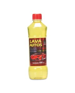 Lava Auto 500ml Cendi Car - Amarelo