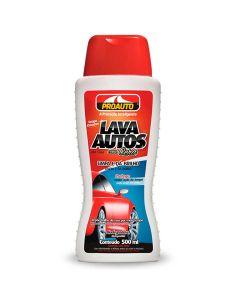 Lava Auto com Cera 500ml Proauto 269 - DIVERSOS