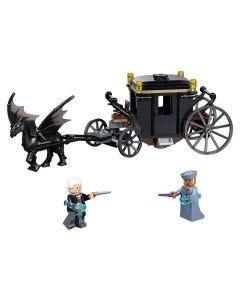 Lego Animais Fantásticos A Fuga de Grindelwald 132 peças - 75951